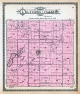 Butternut Valley Township, Strom Lake, Kiley Lake, Blue Earth County 1914